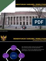 MENENTUKAN_VARIABEL_PENELITIAN_METODOLOG.pptx