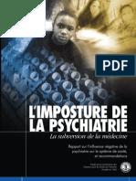 L'imposture De La Psychiatrie