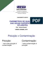 i - Qualidade Das Águas Superficiais.