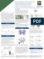 Study of Novel Asparate Aminotransferase Inhibitor.pdf