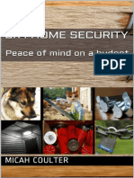 2x4 Home Security - Peace of Mind on a Budget(2018)