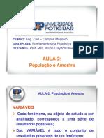 aula 2 - Populao e Amostra.pdf