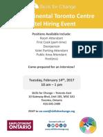 IHG Hiring Event February 14 EO East - Revised