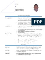 CV Atiampo Kouassi Guy Roger