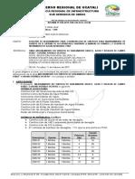 Informe N°030 SOLICITUD DE REQUERIMIENTO PARA ARREGLO DE BOMBAS CAMPO VERDE.docx