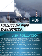 Pollution Free Factory