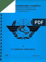 Navegación Aérea Básica CIAAC