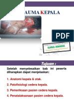 Chapter 07 TRAUMA KAPITIS - SPINAL (8 files merged).ppt