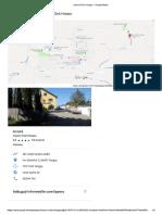 Harta Cu Orasul Horgau(- 7 Km de Augsurg Si Locatiile , Cazare Si Loc de Munca