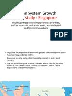 Urban System Growth - Singapore (1)