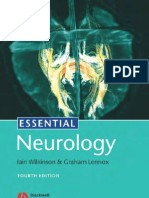 Neuroscience - Essential Neurology (Wilkinson & Lennox) Blackwell 4Th Ed 2005