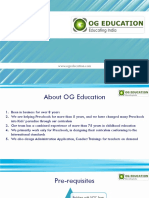 OG Education Brochure