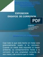 1 Ensayos de Corrosion
