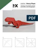 T-rex Henry Pham