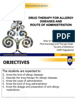 Drug for Allergy and Route.pdf