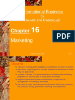 chapter 16 -International Business