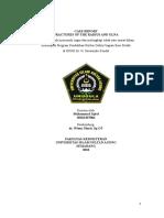 Case Report fracture radius ulna