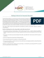 Criteria SecurityReceipts