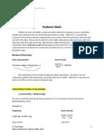 Pedi Math Packet 2016-2017-1