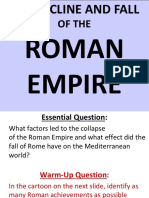 7 Decline Fall of the Roman Empire
