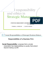 Ch.3 Social Responsibility & Ethics 23