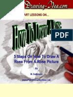 Vẽ bông hồng - how to draw rose.pdf