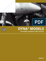Dyna 2007 Parts