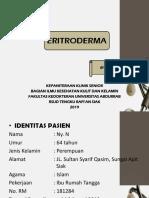 PPT Eritroderma