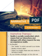 7.1 Narrative Therapy