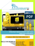 DiGi Strategic Management