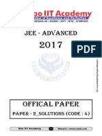 Revised_JEE Advanced- Paper - II_Official_Code-4_Solutions.pdf