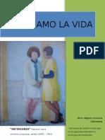 AMO LA VIDA Historias de Vida, Mujeres y Discapacidad