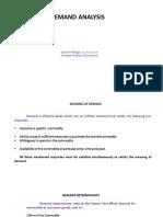 1 2 Demand Analysis