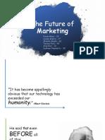 The Future of Marketing