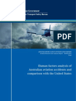 Accident Analysis - Human Factor
