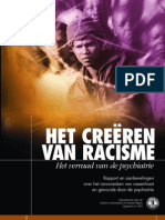 Het Creëren van Racisme