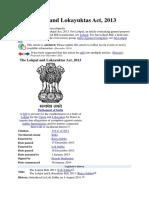 The Lokpal and Lokayuktas Act.docx