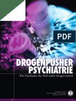Drogenpusher Psychiatrie