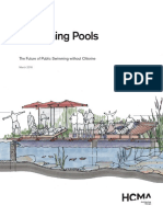 Natural Swimming Pools Report HCMA