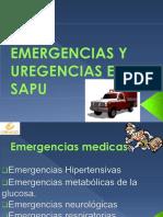 Emergencias y Urgencias en Sapu
