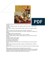 Los Iwóros Presentes en La Consagración Del Iyawó