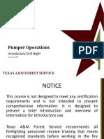 TFS Drill Night - Pumper Ops Feb 2016.10