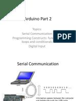 Arduino Part 2
