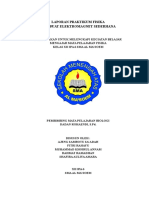 LAPORAN ELEKTROMAGNET SEDERHANA (AJENG DKK).docx