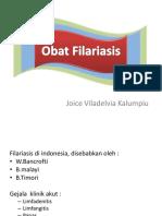 filariasis joice.ppt