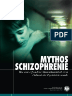 Mythos Schizophrenie