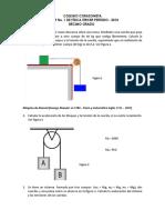 Taller  de Física No. 1 décimo grado  tercer  período - Dinámica 2018.docx