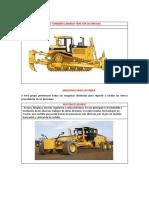 Tractor de Cadenas o También Llamado Tractor de Orugas