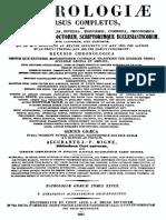 Refutatio Hypocrisis Meletii Et Eusebii Samosatensis, PG 28, 85-90