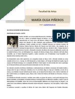 Sección de Interpretación Musical María Olga Piñeros